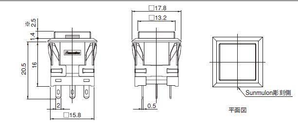 CHA-3S08CK4S1