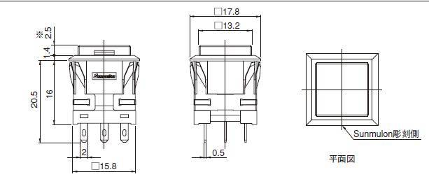 CHM-3S08CK4S2