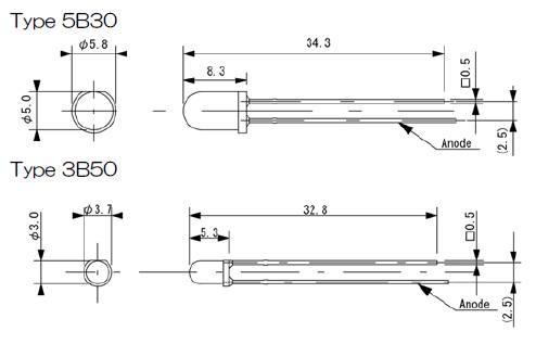 TNRM3L-3B50-C(100個入)